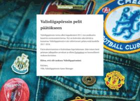 valioliigaporssi.fi