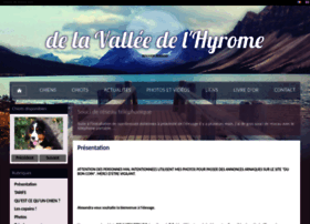 valleedelhyrome.chiens-de-france.com