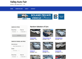 valleyautofair.com
