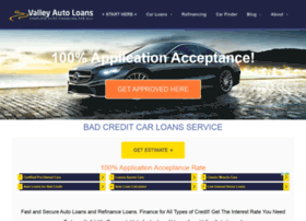 valleyautoloan.com