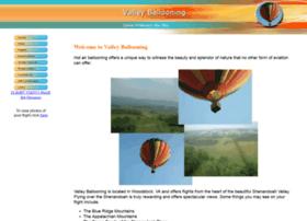 valleyballooning.com