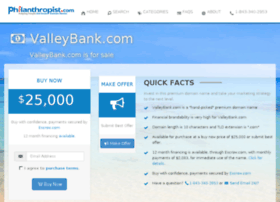 valleybank.com