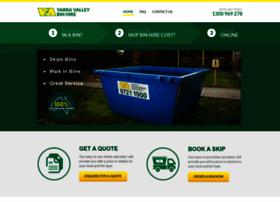 valleybinhire.com.au