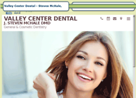 valleycenterdental.mydentalvisit.com