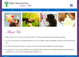 valleyclinicalservices.org