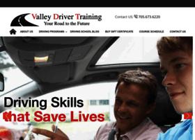 valleydrivertraining.ca