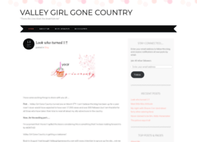 valleygirlgonecountry.wordpress.com