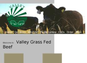 valleygrassfedbeef.com
