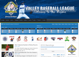 valleyleaguebaseball.com