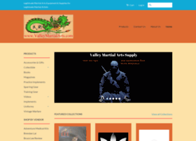 valleymartialarts.com