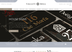 valleymill.co.uk