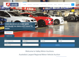 valleymotorauctions.com.au