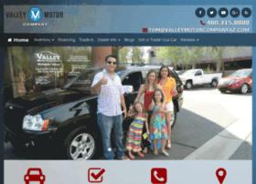 valleymotorcompanyaz.com