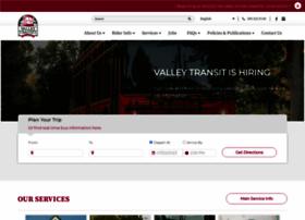 valleytransit.com