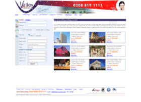 valleyvacations.com