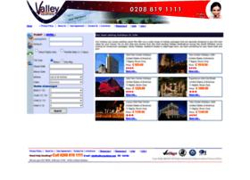 valleyvacations.com