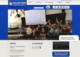 valleyview.pleasantonusd.net