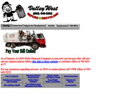 valleywestrefuse.com