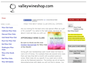 valleywineshop.com