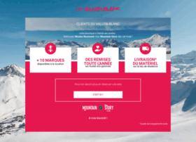 vallon-blanc.com