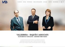 vallriberabaques.com