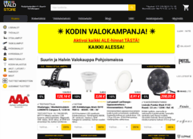 valostore.fi