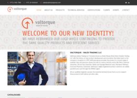 valtorquegroup.com