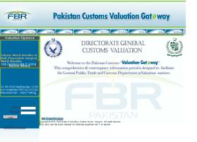 valuationgateway.fbr.gov.pk