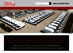 valuecargovans.com