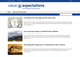 valueexpectations.com