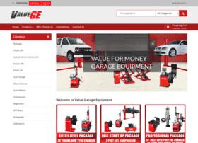 valuegarageequipment.com