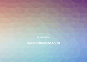 valueinsurance.co.za