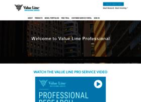 valuelinepro.com