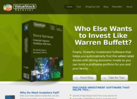valuestockselector.com