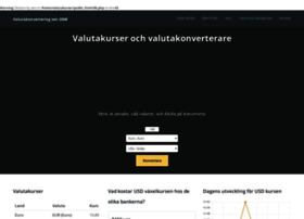 valutakurser.net