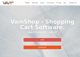 vamcart.com
