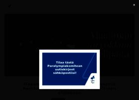vammaisurheilu.fi