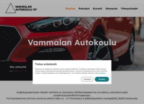 vammalanautokoulu.fi