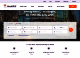 vamoosebus.com