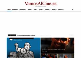 vamosalcine.es