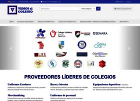 vamosalcolegio.com