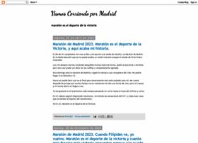 vamoscorriendopormadrid.blogspot.com