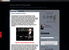 Vamosfalardeesportes.blogspot.com