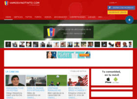 vamosvinotinto.com