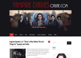 vampirediariesonline.com