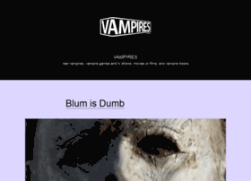 vampires.com