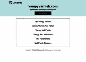 vampyvarnish.com