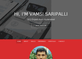 vamsisaripalli.com