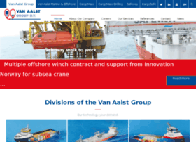 vanaalstmarine.com