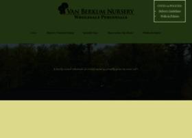vanberkumnursery.com